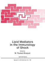 Lipid Mediators in the Immunology of Shock