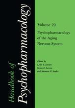 Handbook of Psychopharmacology