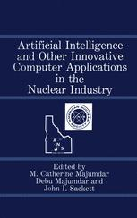 Artificial Intelligence and Other Innovative Computer Applications in the Nuclear Industry