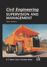 Civil Engineering: Supervision and Management