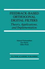 Feedback-Based Orthogonal Digital Filters