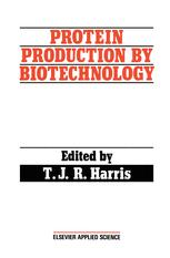 Protein Production by Biotechnology