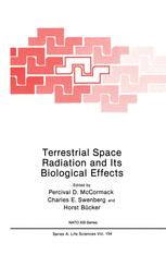 Terrestrial Space Radiation and Its Biological Effects