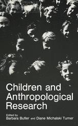 Children and Anthropological Research