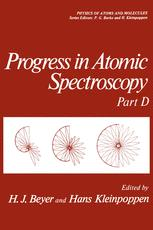 Progress in Atomic Spectroscopy