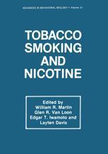 Tobacco Smoking and Nicotine