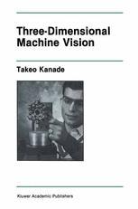 Three-Dimensional Machine Vision