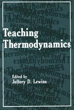 Teaching Thermodynamics