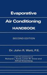Evaporative Air Conditioning Handbook