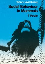 Social Behaviour in Mammals