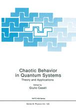 Chaotic Behavior in Quantum Systems
