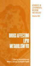 Drugs Affecting Lipid Metabolism VIII