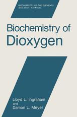 Biochemistry of Dioxygen