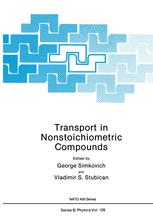 Transport in Nonstoichiometric Compounds