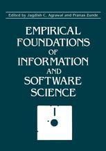 Empirical Foundations of Information and Software Science