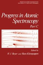 Progress in Atomic Spectroscopy Part C