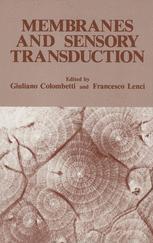 Membranes and Sensory Transduction