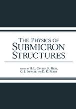 The Physics of Submicron Structures