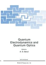 Quantum Electrodynamics and Quantum Optics