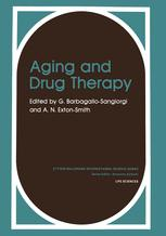 Aging and Drug Therapy