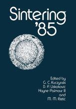 Sintering'85