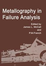 Metallography in Failure Analysis