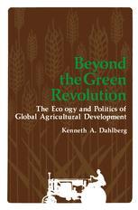 Beyond the Green Revolution