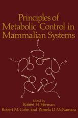 Principles of Metabolic Control in Mammalian Systems