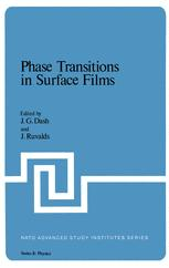 Phase Transitions in Surface Films