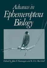 Advances in Ephemeroptera Biology
