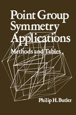 Point Group Symmetry Applications