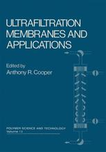 Ultrafiltration Membranes and Applications