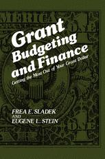 Grant Budgeting and Finance