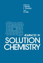 Advances in Solution Chemistry
