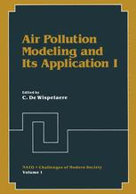 Air Pollution Modeling and Its Application I