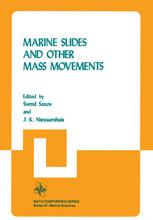 Marine Slides and Other Mass Movements