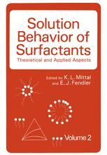 Solution Behavior of Surfactants