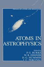 Atoms in Astrophysics