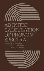 AB Initio Calculation of Phonon Spectra