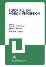 Tutorials on Motion Perception