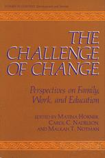 The Challenge of Change