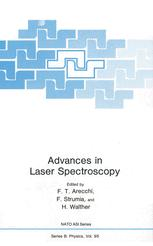 Advances in Laser Spectroscopy