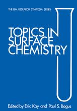 Topics in Surface Chemistry