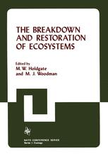 The Breakdown and Restoration of Ecosystems