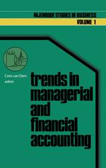 Trends in managerial and financial accounting