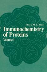 Immunochemistry of Proteins