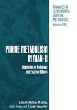 Purine Metabolism in Man—II