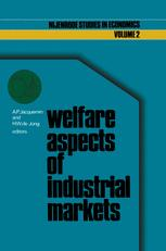 Welfare aspects of industrial markets