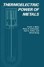 Thermoelectric Power of Metals