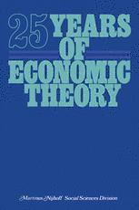 25 Years of Economic Theory